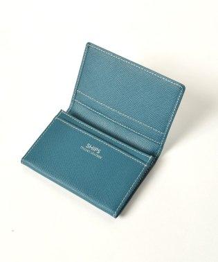 SD: 【SAFFIANO LEATHER】 カードケース (名刺入れ)