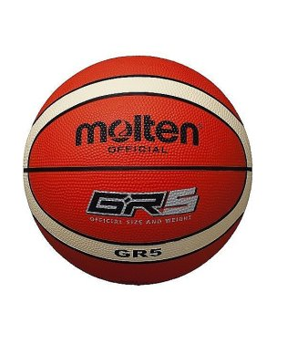 モルテン/キッズ/GR5 ゴムバスケットボール 5号