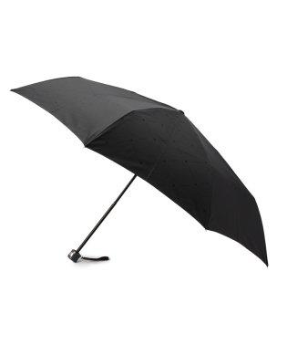 ロゴ耐風 折りたたみ傘