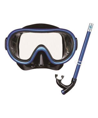 タバタ/キッズ/4~9歳子供向けお手頃価格のマスク・スノーケル2点セット