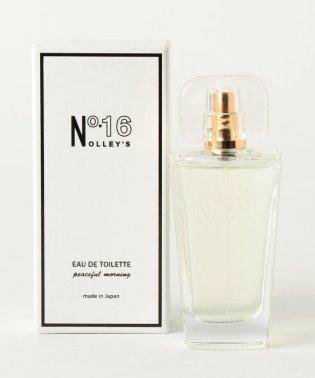 【No.16 NOLLEY'S/シックスティーン ノーリーズ】 Peaceful Morning <オードトワレ> 50mL