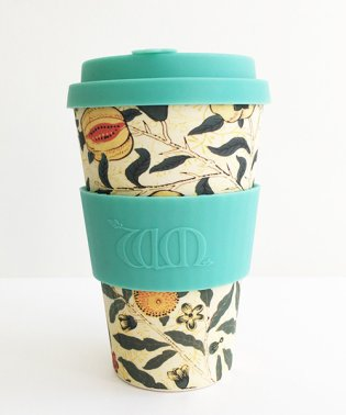 ecoffee cup WILLIAM MORRIS 14oz
