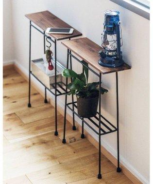 スリムで少し背が高い ちょい置き細長テーブル