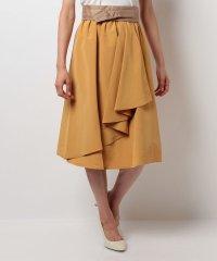 T/Cグログラン広巾スカート