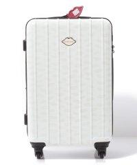 【SPIRALGIRLスパイラルガール】スーツケース 50L拡張機能付トラベルハードキャリー