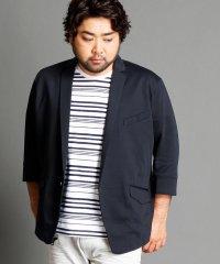 7分袖テーラードジャケット