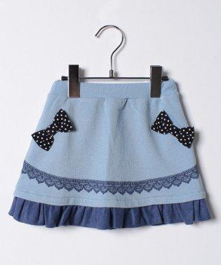 裏毛スカート(150~160cm)