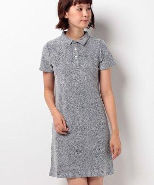 ワンピースポロシャツ