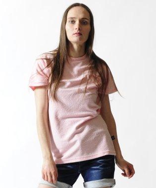 レディースクルーネックTシャツ