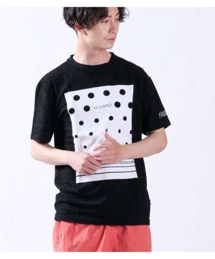 FALLDOTクルーネックTシャツ(メンズサイズ)