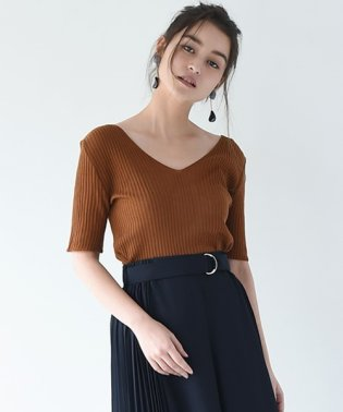 LIB KNIT TOPS