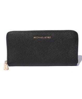 MICHAEL MICHAEL KORS 32S3GTVE3L 001 ラウンドファスナー長財布