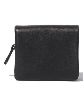 ソフトレザー 折財布