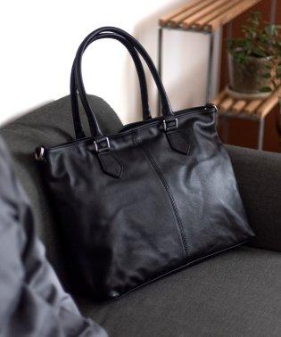 【WEB限定】TransitGate G2 本革横型トートバッグ ショルダーバッグ ビジネスバッグ