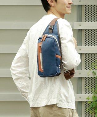 オティアス Otias / PVC(合成皮革)タテ型ボディバッグ