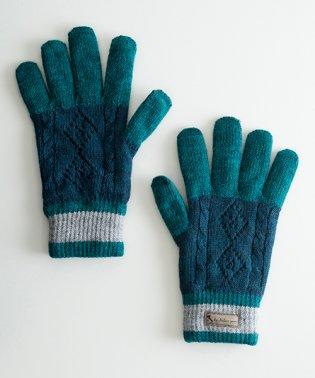 タッチパネル対応手袋 イタリアンウールグローブ