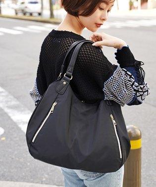 ★【MAGASEEK先行発売】Rename ゴールドファスナートートバッグ