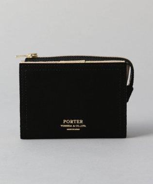 【別注】 <PORTER(ポーター)> DOUBLE FOLDING WALLET/財布