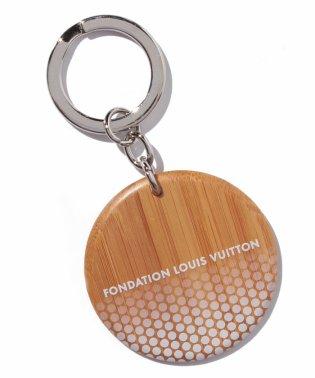 【Fondation Louis Vuitton】美術館限定 キーリング(丸)