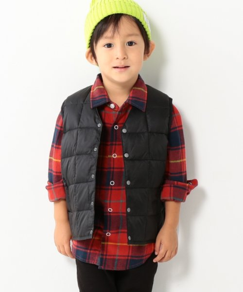 1509c07bc9d6b セール TAION(タイオン)ダウンベスト|コーエン(coen)のアウター(子供服 ...