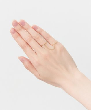 【KBF】チェーン2連ring(SLIM)