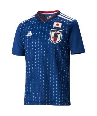 アディダス/キッズ/KIDSサッカー日本代表 ホームレプリカユニフォーム半袖