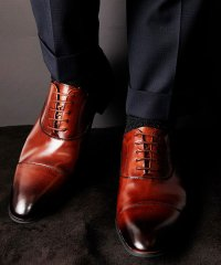 GUIONNET ギオネ STRAIGHT TIP OXFORD オックスフォード ストレートチップ ビジネスシューズ 革靴 BS201 メンズ