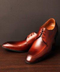GUIONNET ギオネ U TIP DERBY Uチップ ダービー 外羽根 ビジネスシューズ 革靴 BS203 メンズ