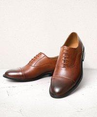 GUIONNET ギオネ OXFORD STRAIGHT TIP ストレートチップ オックスフォード ビジネスシューズ 革靴 内羽根 BS101 メンズ