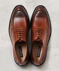 GUIONNET ギオネ U TIP DERBY Uチップ ダービー ビジネスシューズ 外羽根 革靴 BS103 メンズ