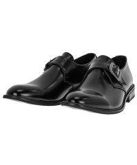 GUIONNET ギオネ SINGLE MONK STRAP シングル モンクストラップ ビジネスシューズ 革靴 BS104 メンズ