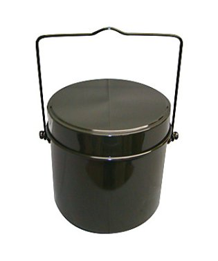 ロゴス/丸型飯盒ハンゴウ 五合炊き