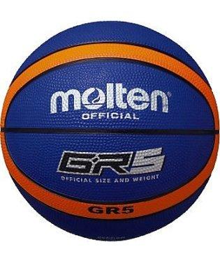 モルテン/キッズ/GR5 ゴムバスケットボール