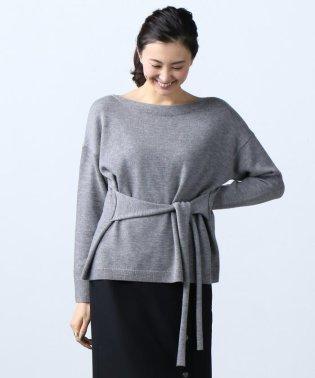 【梅春新作】Soft Wool Middle ウエストコンシャス ニット
