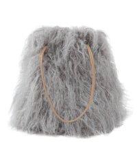 チベットラムファー風バッグ