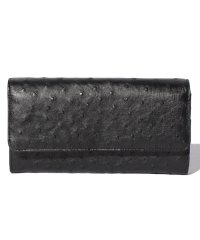 【ostrich】オーストリッチ ハーフポイント かぶせ財布