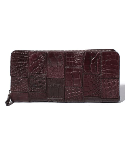 8713ab4b9f46 セール】【crocodile】クロコダイル パッチワーク ラウンド財布|アディ ...