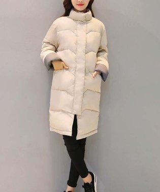 キルティングコート 中綿コート ロングコート レディース 冬 暖かいコート