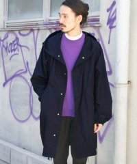 ALPHA INDUSTRIES×URBAN RESEARCH iD 別注SNOW PARKA