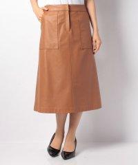 【セットアップ対応商品】イタリアンラムスカート