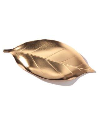 リーフ箸置き(レスト)・ゴールド
