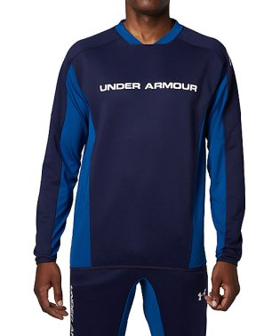 アンダーアーマー/メンズ/18S UA FOOTBALL-CHALLENGER SWEAT TOP