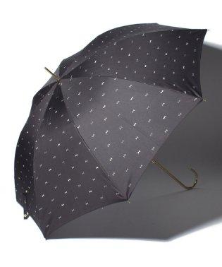 BE SUNNY ビーサニー ノーマル長傘 リボンドット (晴雨兼用 UV 紫外線カット  耐風 軽量 撥水)