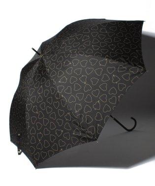 BE SUNNY ビーサニー ノーマル長傘 ハートキャッチ (晴雨兼用 UVカット 耐風 軽量 撥水)