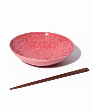 SAKUZAN/大鉢&取り箸セット