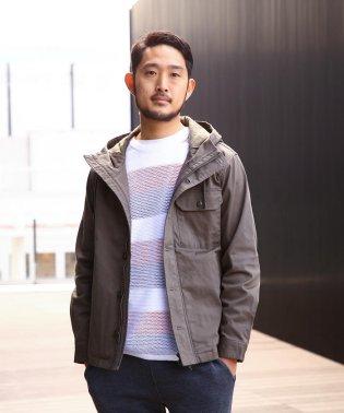 BEAMS / A2デッキ シャツ ジャケット