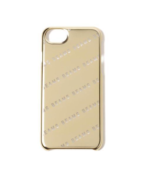 8a25309d65 BEAMS / メッキ ロゴ iPhone8・7ケース|ビーピーアールビームス(bPr ...