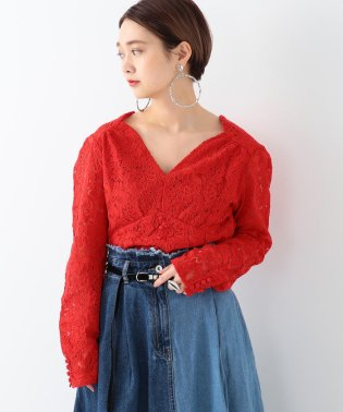 sister jane / Scarlet Lace Tops