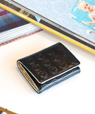 Ray BEAMS / スマイル 三つ折り財布