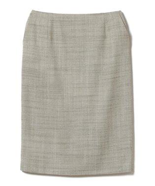 Demi-Luxe BEAMS / スラブツイード セミタイトスカート